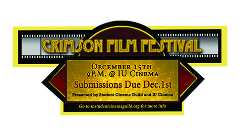 Still image from 2015 Crimson Film Festival.