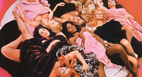 Still image from Beyond the Valley of the Dolls.