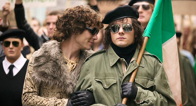 Still image from Breakfast on Pluto.