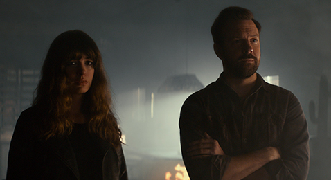 Still image from Colossal.