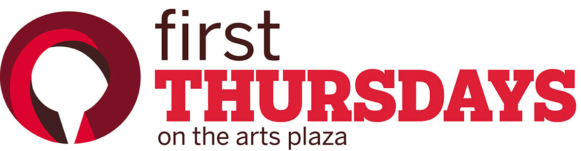 Arts and Humanities First Thursdays logo