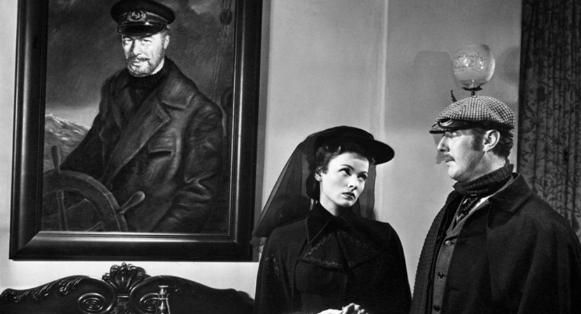 Still image from The Ghost and Mrs. Muir.