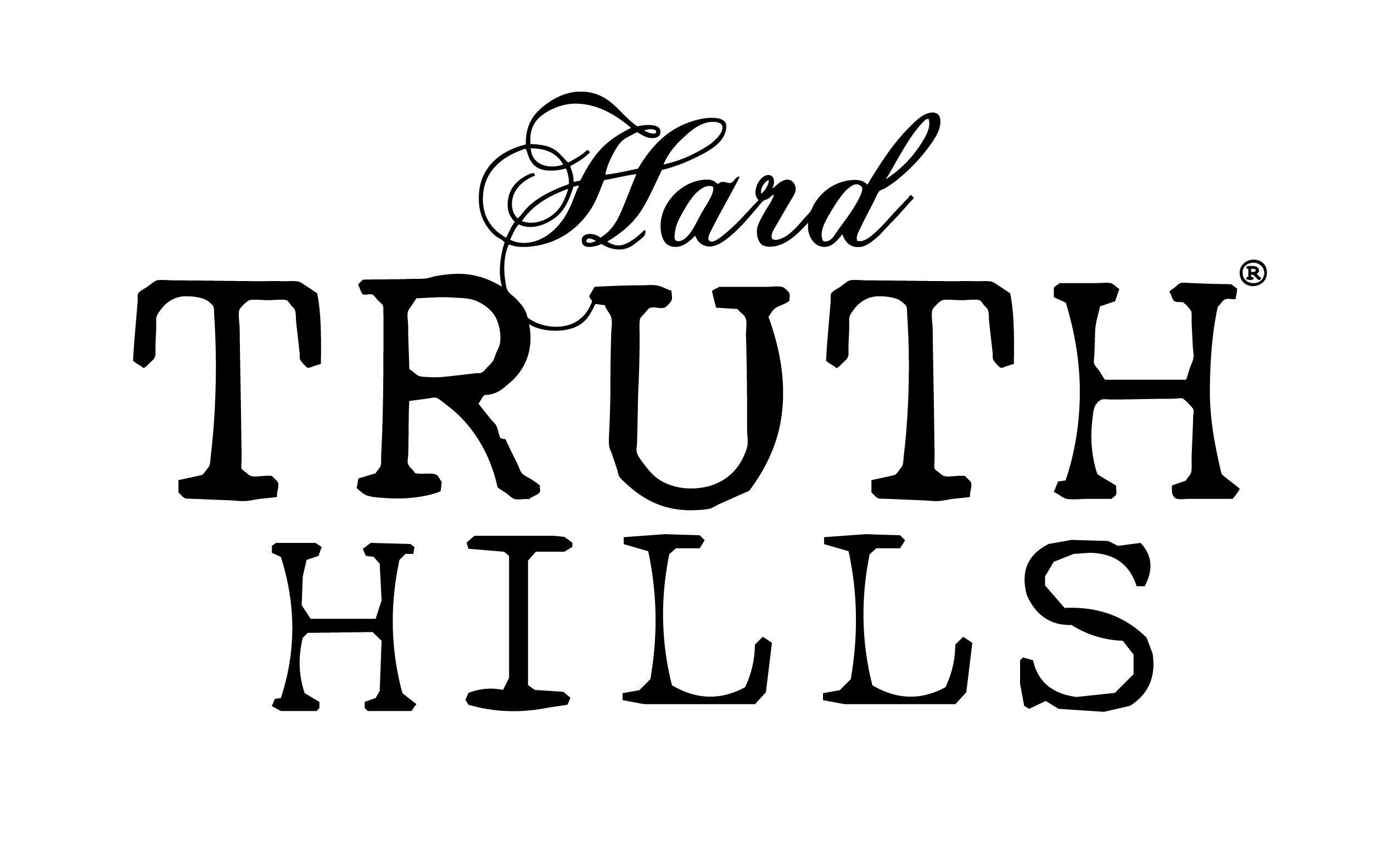 Hard Truth Hills logo