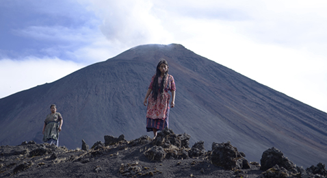 Still image from Ixcanul.