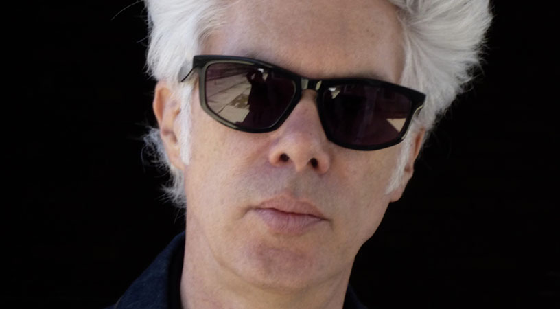 Image of filmmaker Jim Jarmusch