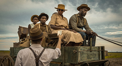 Still image from Mudbound.