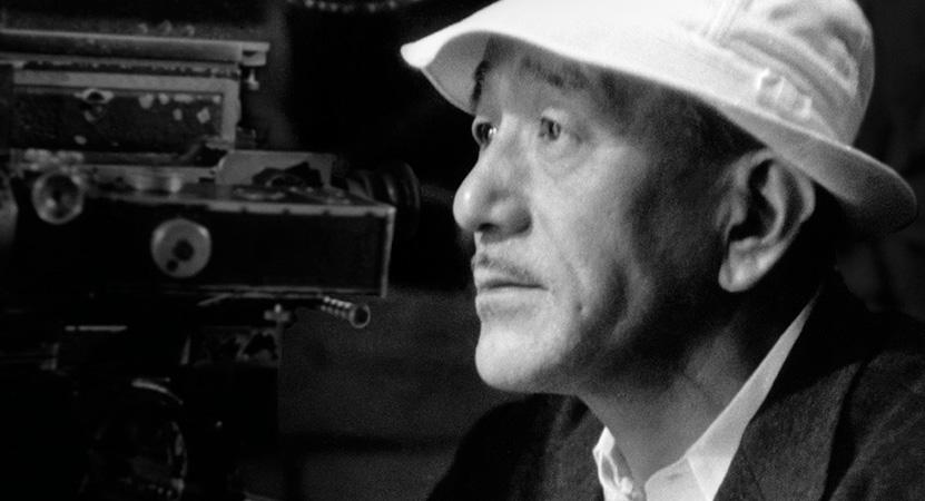 image of filmmaker Yasujirō Ozu