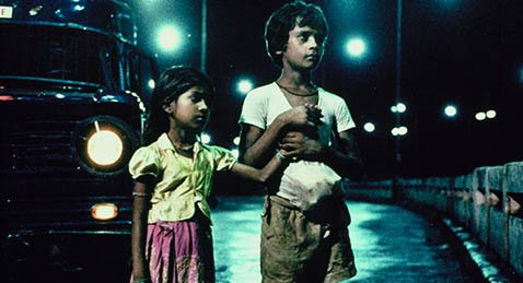Still image from Salaam Bombay!.