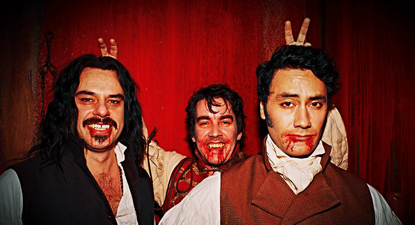 Still image from What We Do in the Shadows.