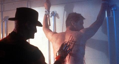 Still image from A Nightmare on Elm Street 2: Freddy's Revenge.