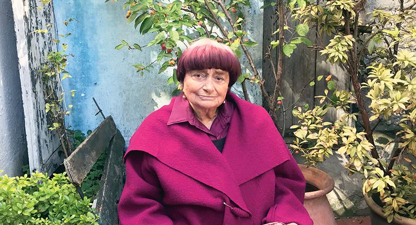 image of Agnes Varda