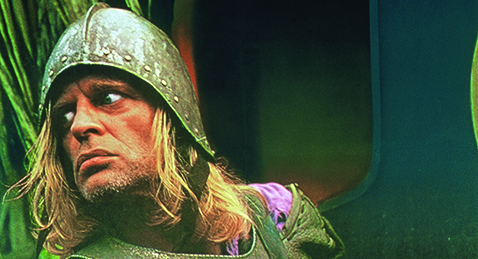 Still image from Aguirre, Wrath of God.