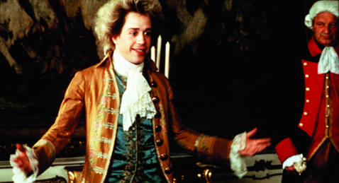 Still image from Amadeus: Director's Cut.