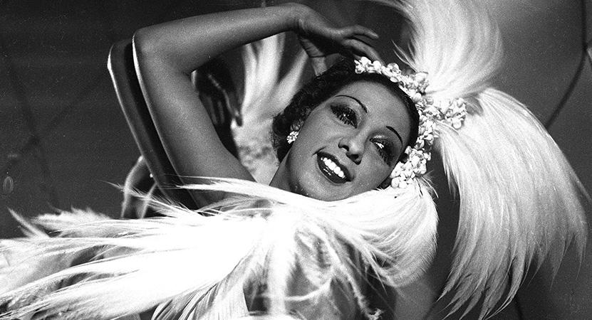 Still image for Starring Josephine Baker.