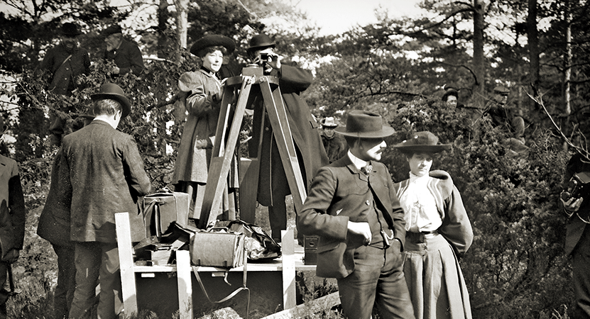 Still image from Be Natural: The Untold Story  of Alice Guy-Blaché.