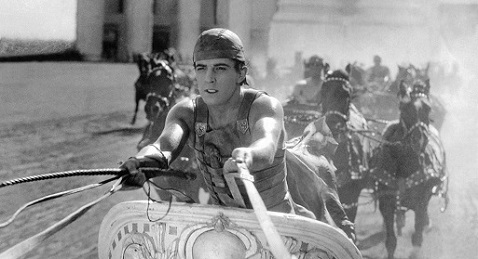 Still image from Ben-Hur: A Tale of the Christ.