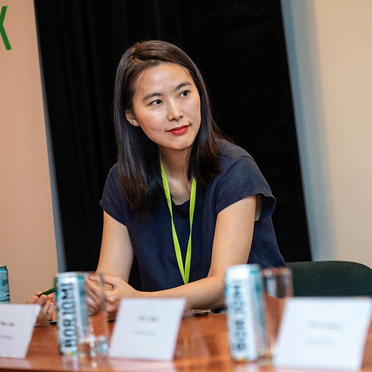image of filmmaker Bora Kim