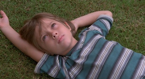 Still image from Boyhood.
