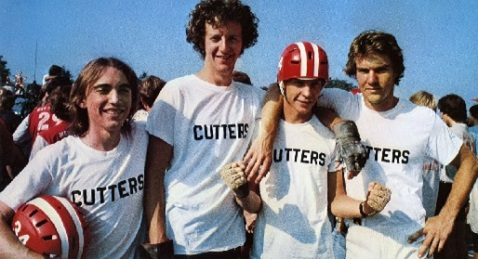 Still image from Breaking Away.