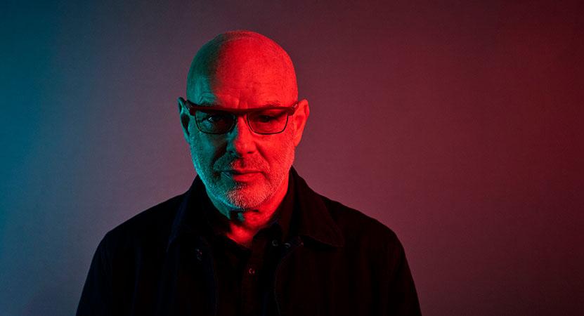 filmmaker Brian Eno