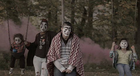 Still image from Buffalo Juggalos and Other Short Films.