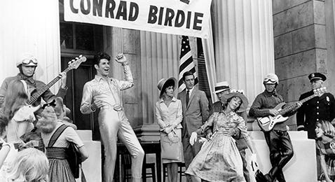 Still image from Bye Bye Birdie.