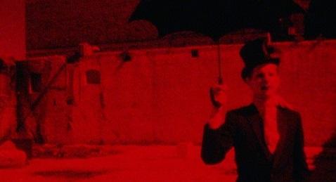 Still image from CANCELLED: 8mm Derek Jarman Short Films featuring Cyclobe.