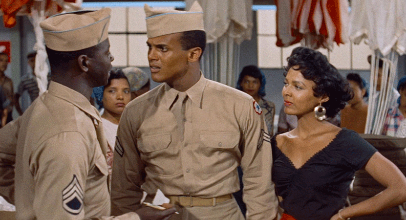 Still image from Carmen Jones.