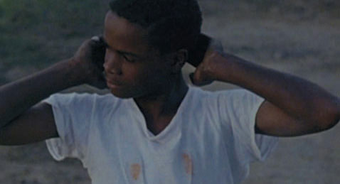 Still image from Charles Burnett Shorts Program.