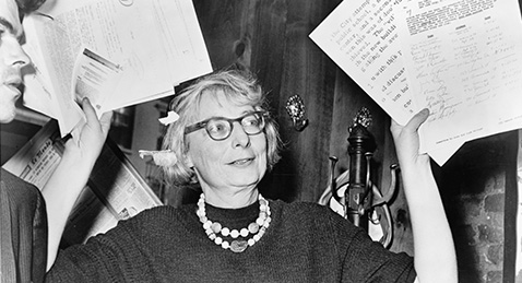 Still image from Citizen Jane: Battle for the City.