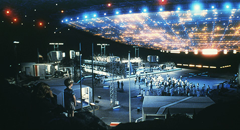 Still image from Close Encounters of the Third Kind: Director's Cut.