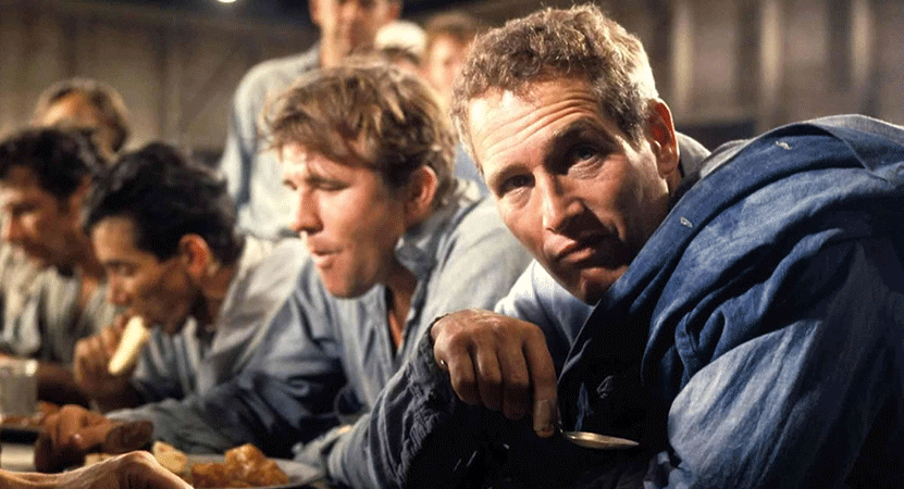 Still image from Cool Hand Luke.