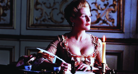Still image from Dangerous Liaisons.