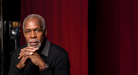 Still image from Danny Glover.