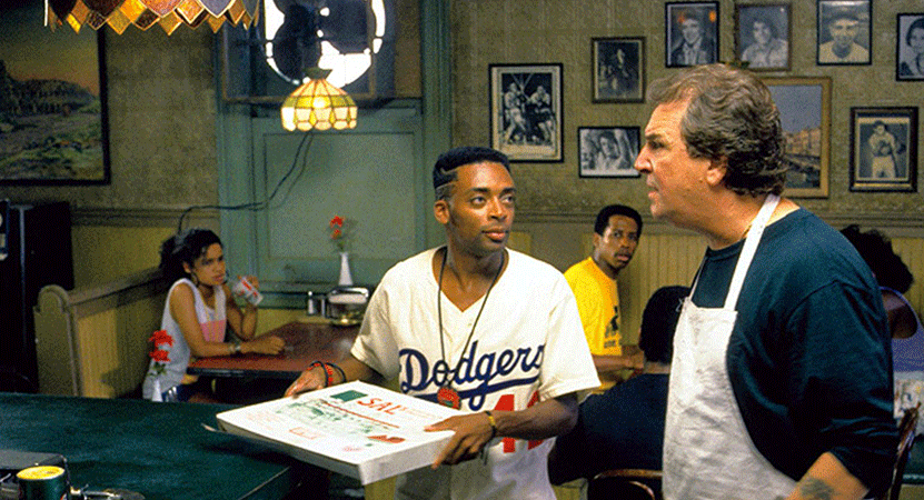 Still image from Do the Right Thing.