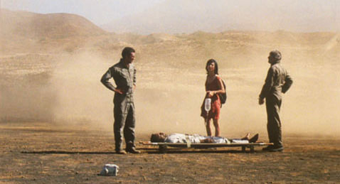 Still image from Down to Earth.