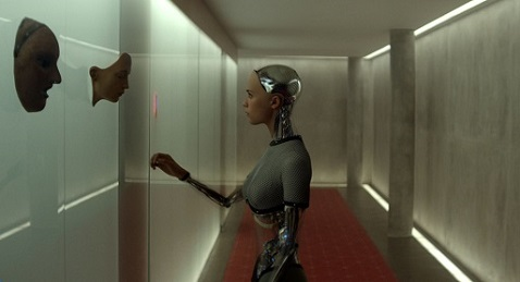 Still image from Ex Machina - SNEAK PREVIEW.