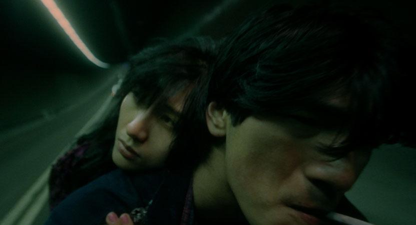Still image from Fallen Angels.