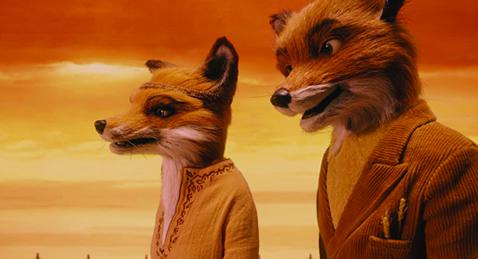 Still image from Fantastic Mr. Fox.