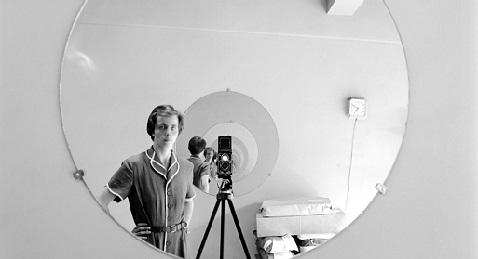 Still image from Finding Vivian Maier.
