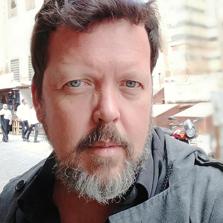 Francois Verster headshot