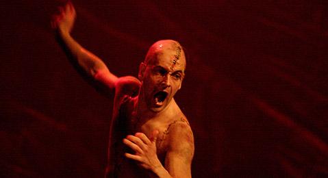 Still image from Frankenstein: Reverse Cast.