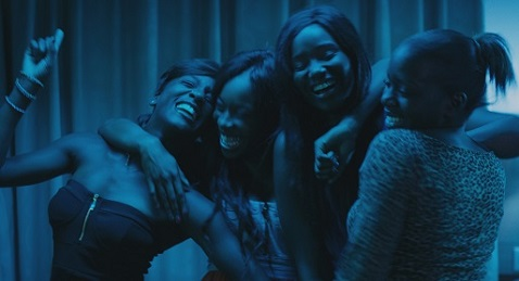 Still image from Girlhood.