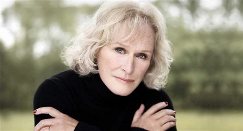 Still image from Glenn Close.