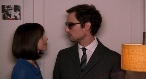 Still image from Godard, mon amour.