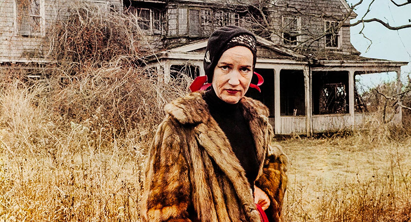 Still image from Grey Gardens.