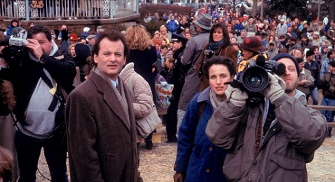 Still image from Groundhog Day ALL DAY MARATHON.