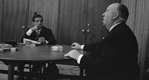 Still image from Hitchcock/Truffaut.