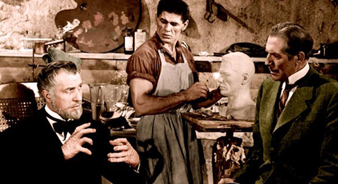Still image from House of Wax — 3D.