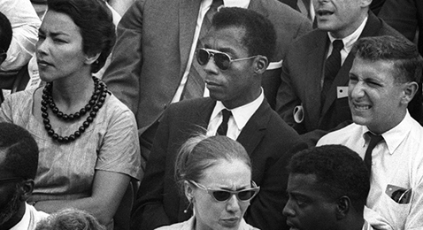 Still image from I Am Not Your Negro.
